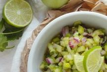 Recipes / by Amanda Davies