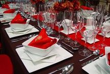 Tablescapes / by Williams Party Rentals & Event Planning