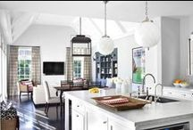 Interiors  / by Stephanie Ballard (Covet Living)