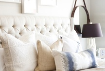 Bedrooms / by Stephanie Ballard (Covet Living)