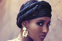 Wrap That! / Hair wraps / by Renee Williams