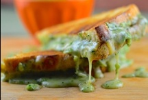 Grilled Cheeeese / What could be better than melted cheese sandwiched between delicious gluten free bread! Here are a few classic recipes mixed in with some modern cheesey twists! / by Udi's Gluten Free Foods