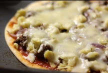 Pizza Passion / Gluten free pizza (or pizza inspired) recipes that will make you feel like you're enjoying a glass of vino and fresh slice on the piazza in Venice! / by Udi's Gluten Free Foods