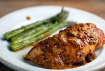 Dinner Time! / Amazing gluten free dinner recipes that will make the whole family happy! / by Udi's Gluten Free Foods