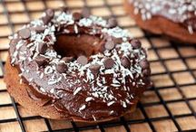 Don(u)t Add Gluten / Why shouldn't we have an entire board dedicated to this wonderful creation. Bring on the donuts!  UPDATE: currently getting ready to celebrate #NationalCreamFilledDonutDay on September 14th. Best holiday ever!! / by Udi's Gluten Free Foods