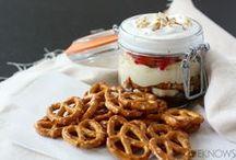 Sweet Treats & Salty Snacks / by Christina Haller