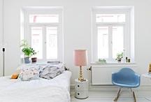 beds & bedsides / by Ariel Meier