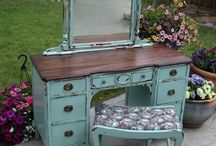 DIY-Furniture / by Charity Lewis-Vocker