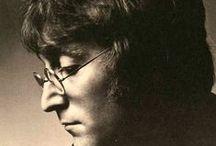 John Lennon / by Manuel Martinez Jr.