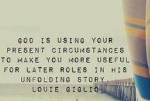 Words of wisdom / by Melissa Goodner