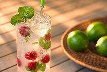 Drinks | / Many Drinks. / by Allira M