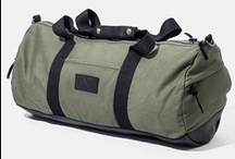 Bags & Duffels & Cases & Things / by Ajay Asavale
