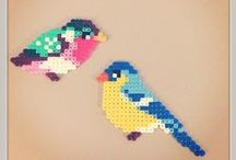 perler beads / by Kelsey Price