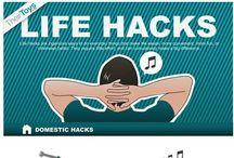 Life hacks / Life hacks / by Teresita Romero