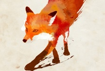 Foxish / by Tina Whittle