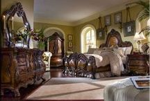 Bedrooms / by Kimberly Dias