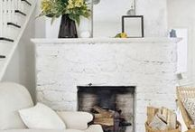 Hearth Design / Fireplace hearth area Designs  / by Napoleon® Products