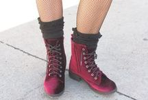 Boots Made For Walking / by Wet Seal