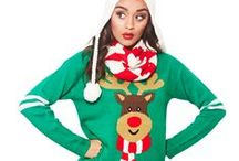 Pretty Ugly Holiday Sweaters / by Wet Seal