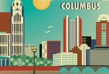 Columbus on Etsy/Made Here / Columbus' maker culture is strong. Here's some take-home arts, crafts and best local products, straight from us to you. / by Experience Columbus