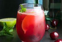 Libations! / Hard & Soft Liquid Refreshers / by Laura Hadden