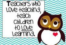 Teaching & Kids :) / by Kayla Kilar