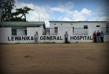Lewanika General Hospital / LGH is located in the rural town of Mongu in Western Province, Zambia. Much of our work in OKaZHI takes place at this hospital. / by OkaZHI