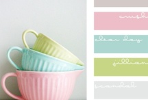 color palettes / by DawnS