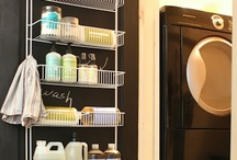 Laundry Rooms / by Cortney Little-Ash