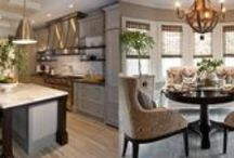 Kitchens / by Lena Double U
