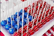 4th of July/Memorial Day Recipes & Decorations / by Cortney Little-Ash