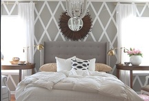 Bedrooms & Bathrooms / by Cortney Little-Ash