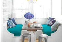 """Banquettes / Ideas for my """"Second Mom""""! / by Cortney Little-Ash"""