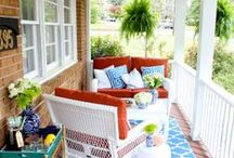 Front Porch & Sunrooms / by Cortney Little-Ash