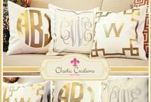 Monogramming Time / Everything Monogramming / by Cortney Little-Ash