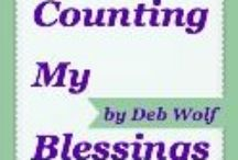 Blogs - I Write / by Deb Wolf