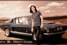 Jim Morrison / by Rebecca Littlefield