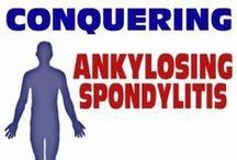 AS (Ankylosing Spondylitis) Osteoarthritis & Scoliosis Information / by Shari Shrewsbury