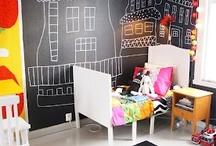 kids rooms / by Kylie Tarabene