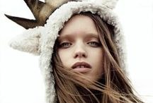 Style Board: Simply Swedish / Inspiration for our Winter shoot  / by PATINA
