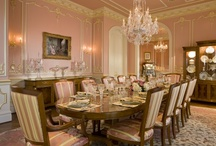 Dining Room / Luxury Dining Room | Haleh Design Inc / by Haleh Design