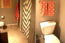 Bathroom Ideas / by Kaylie Packard