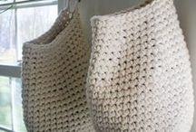 Crochet: Tutorials, patterns and inspirations / by Josée Caron