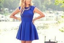 Royally Blue / by Marshalls