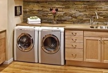 Laundry Room / by Jenny Anderson