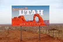 Utah / All things Utah / by Forever Andrea