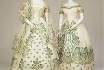 Vintage clothing - 1850s to 1899s / Clothing from that era / by Carol DeHoyos