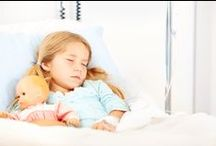 Kids in the hospital / Ways to ease the stress of having your child hospitalized / by Elmhurst Hospital