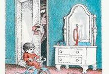 Books I Will Read With My Kids / by Rachel Evans Heath