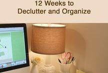 Getting Organized / by Jill Sadler